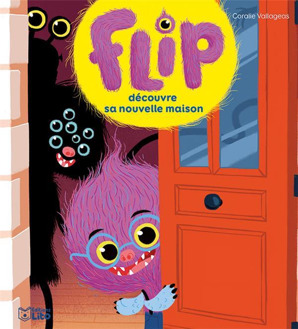 Flip découvre sa nouvelle maison