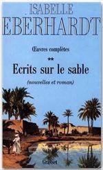Oeuvres Completes ; Ecrits Sur Le Sable T.2 ; Nouvelles Et Romain