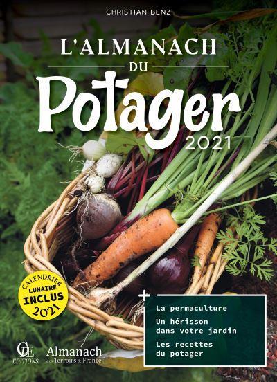Almanach du potager (édition 2021)