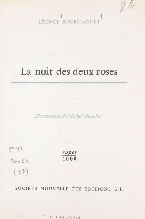 La nuit des deux roses