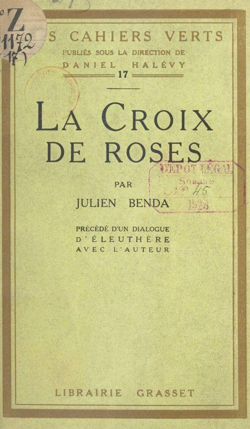 La croix de roses