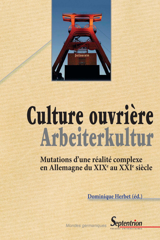 Culture ouvrière-Arbeiterkultur