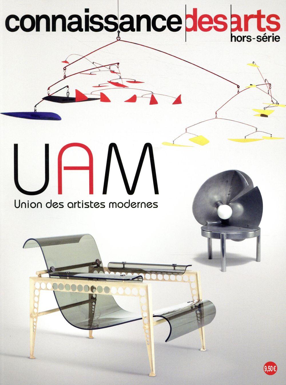 Connaissance des arts hors-serie ; uam union des artistes modernes