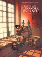 Vente Livre Numérique : Une vie avec Alexandra David Néel - Tome 4  - Fred Campoy