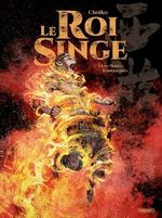 Vente EBooks : Le roi singe T.4 ; les monts flamboyants  - Chaiko