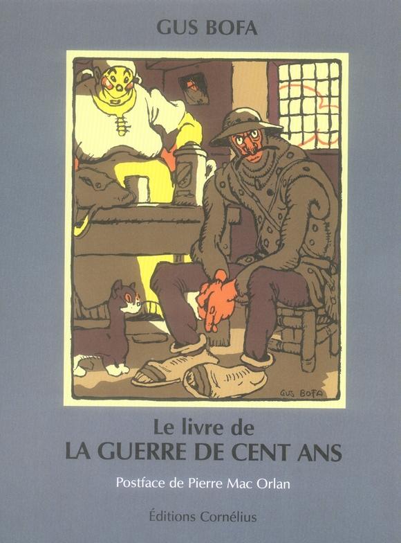 Le livre de la guerre de cent ans