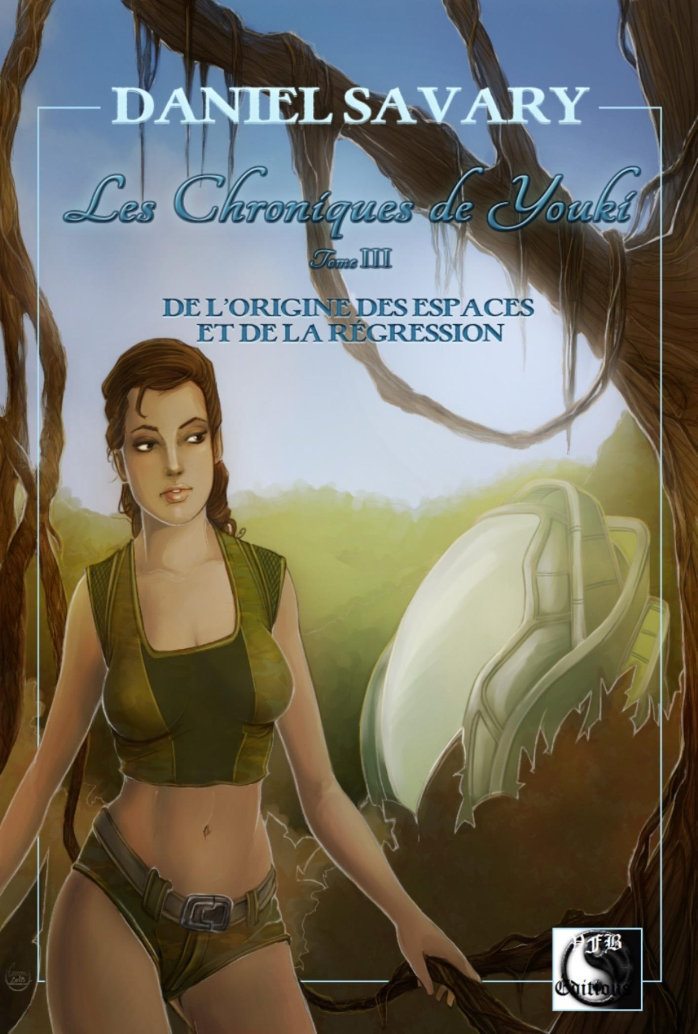 Les chroniques de youki - tome 3 et 4