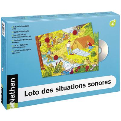 Loto Des Situations Sonores