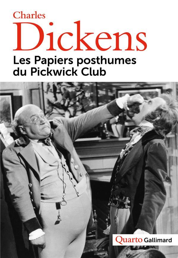 LES PAPIERS POSTHUMES DU PICKW