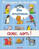Vente Livre Numérique : Les animaux - avec son  - Nathalie Bélineau