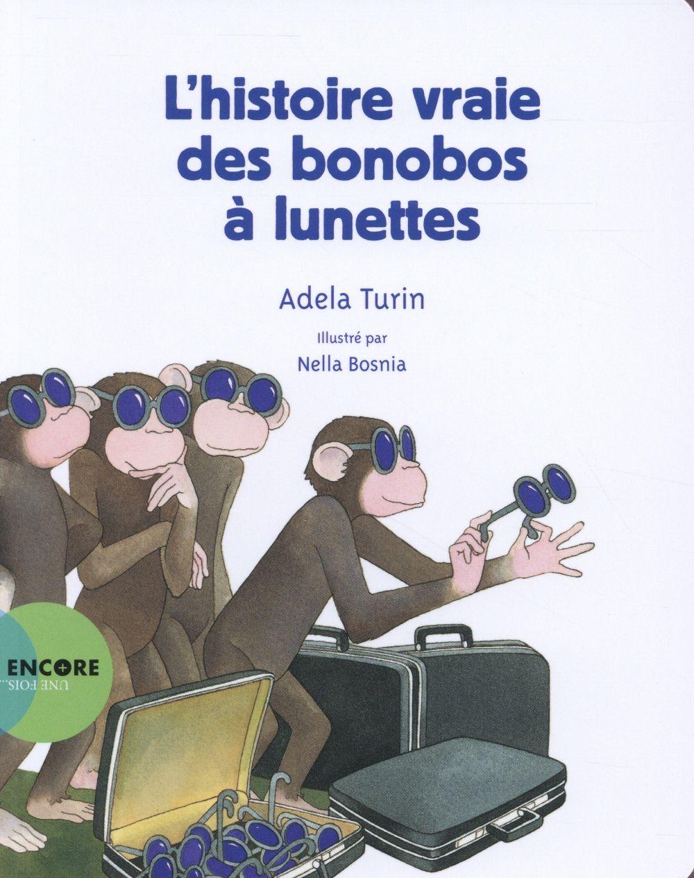 L'histoire vraie des bonobos à lunettes