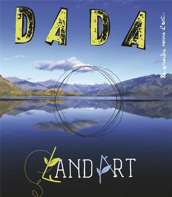 revue dada n.241 ; land art