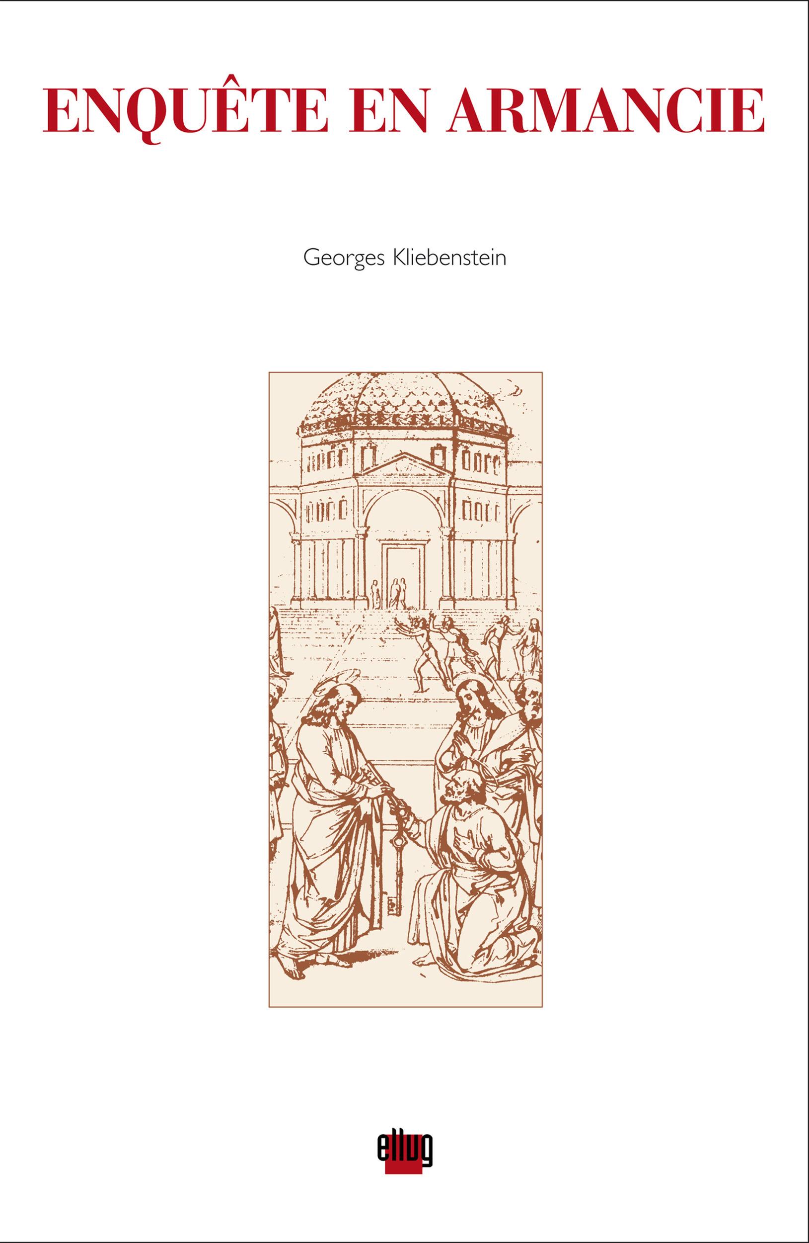 Enquête en Armancie  - Georges Kliebenstein