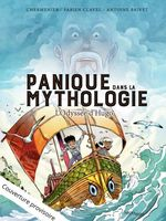 Vente EBooks : Panique dans la mythologie  - Maxe l'Hermenier - L'hermenier - Clavel