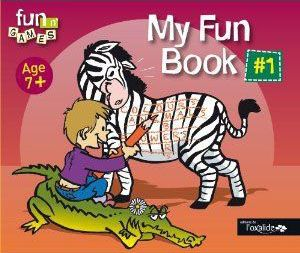 My fun book t.1