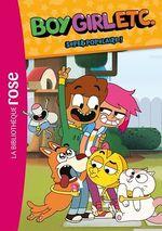 Boy, Girl, etc. 01 - Super populaire !  - Cloudco Entertainment - Nicolas Jaillet - Collectif