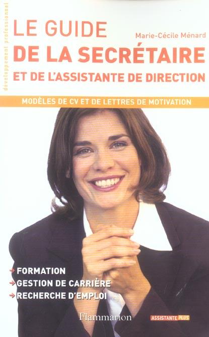Guide Secretaire Et Assis