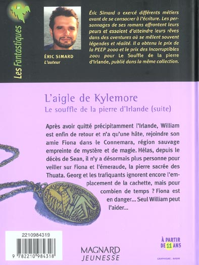 Aigle de kylemore (l')