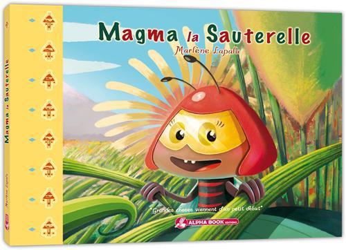 Magma la sauterelle