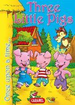 Vente Livre Numérique : Three Little Pigs  - Jesus Lopez Pastor - Once Upon a Time - Charles Perrault