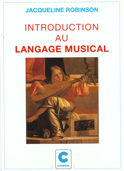 Introduction au langage musical