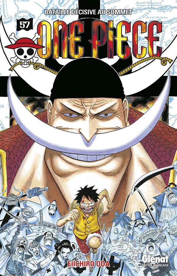 One Piece T.57 ; Bataille Decisive Au Sommet
