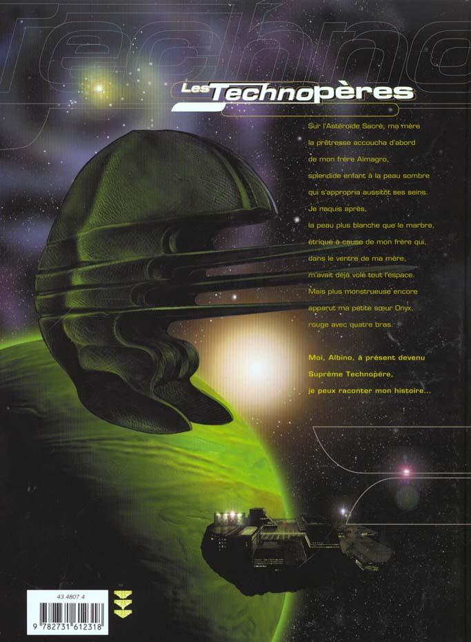 Les Technopères T.1 ; la pré-école Techno