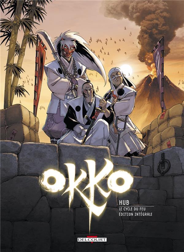Okko ; Intégrale vol.4 ; t.7 et t.8 ; le cycle de feu
