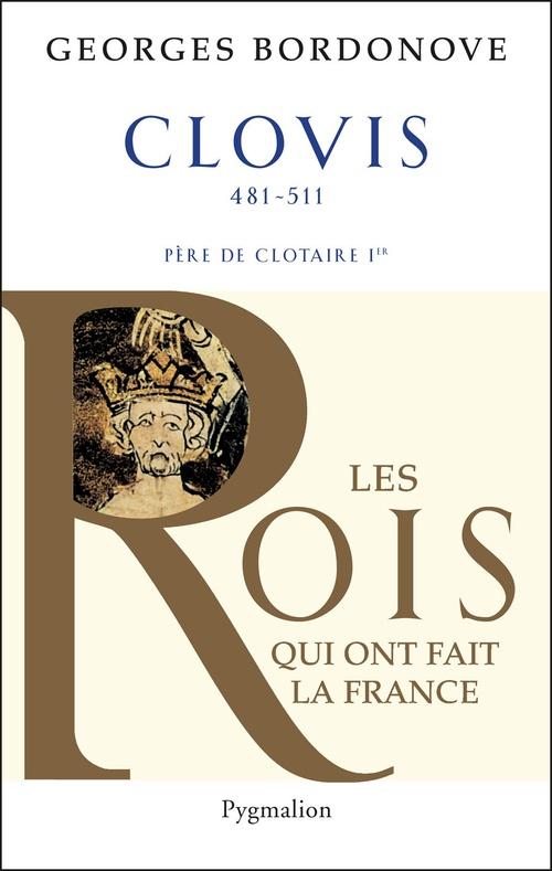 Clovis 481-511 ; père de Clotaire Ier
