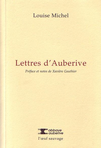 Lettres d'Auberive