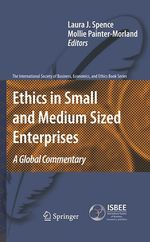 Ethics in Small and Medium Sized Enterprises  - Mollie Painter-Morland - Laura Spence