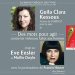 Vente AudioBook : Des mots pour agir contre les violences faites aux femmes  - Eve ENSLER - Mollie Doyle