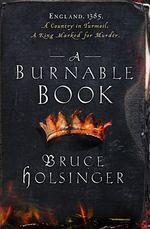 Vente Livre Numérique : A Burnable Book  - Bruce Holsinger
