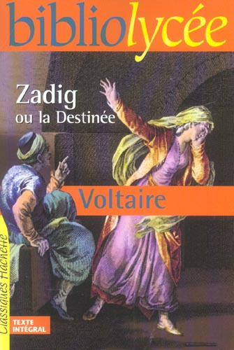 Zadig Ou La Destinee