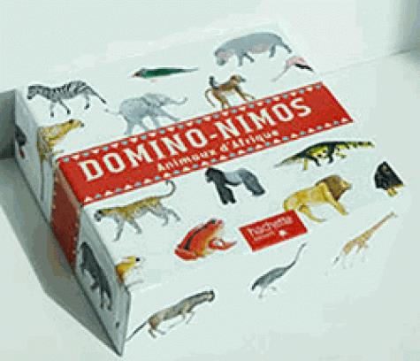 Domino-nimos ; animaux d'Afrique
