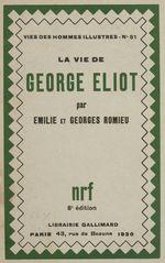 La vie de George Eliot