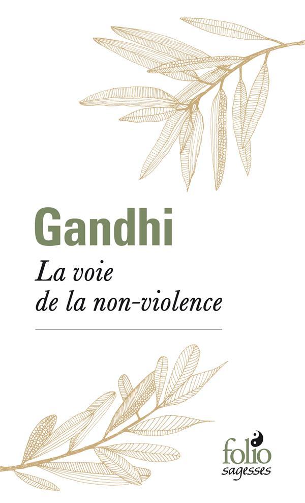 La voie de la non-violence