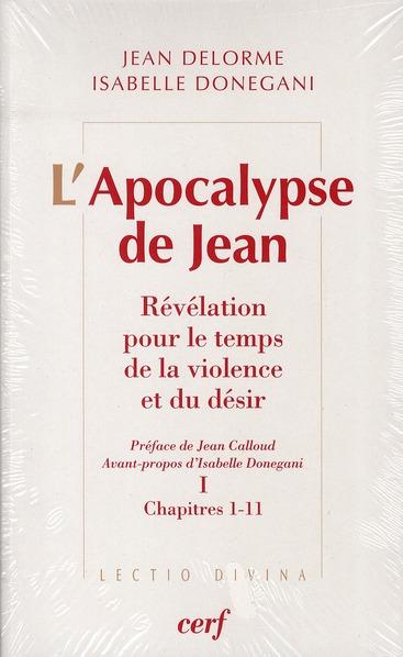L'apocalypse de Jean t.1 et t.2