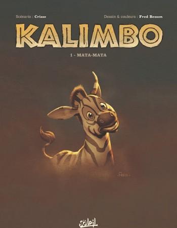 Kalimbo t.1 ; mata-mata