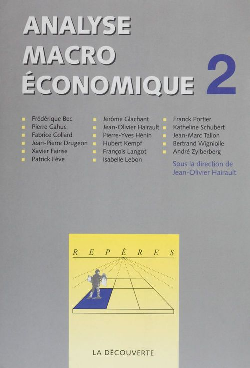 Analyse macroeconomique tome 2 - vol02