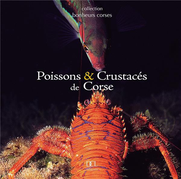 POISSONS ET CRUSTACES DE CORSE