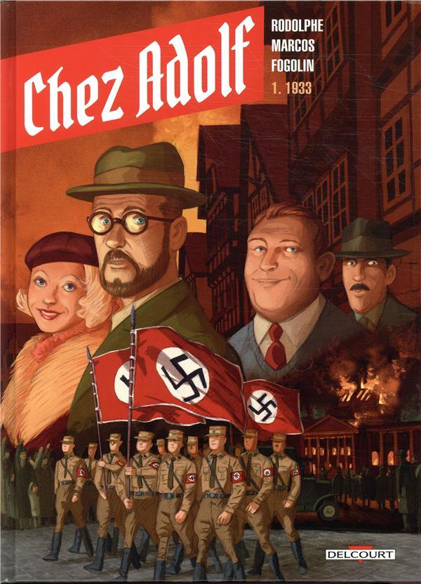 Chez Adolf T.1 ; 1933