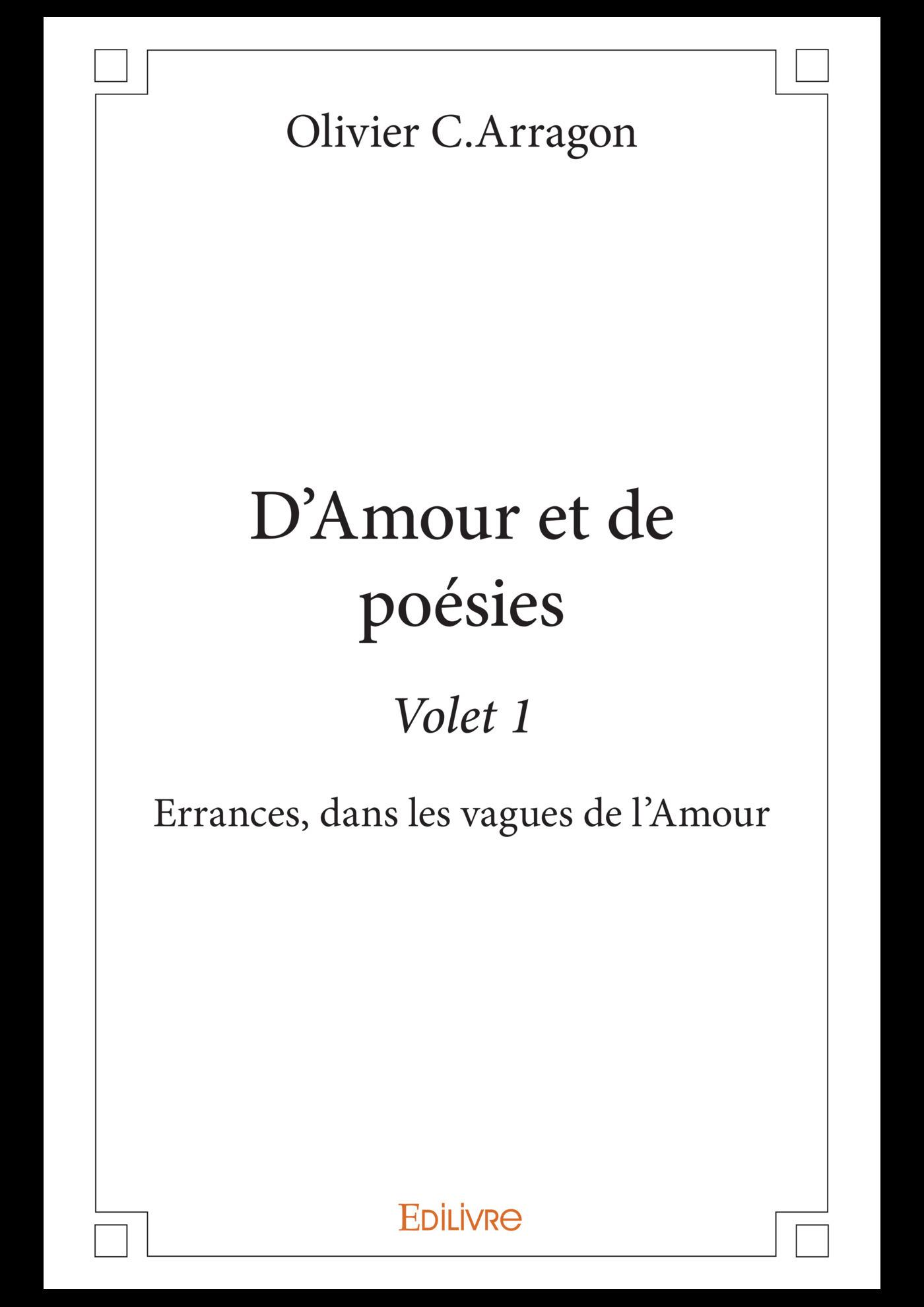 D'amour et de poesie - volet 1
