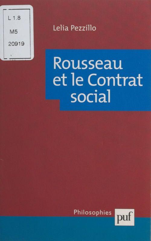 Rousseau et le Contrat social
