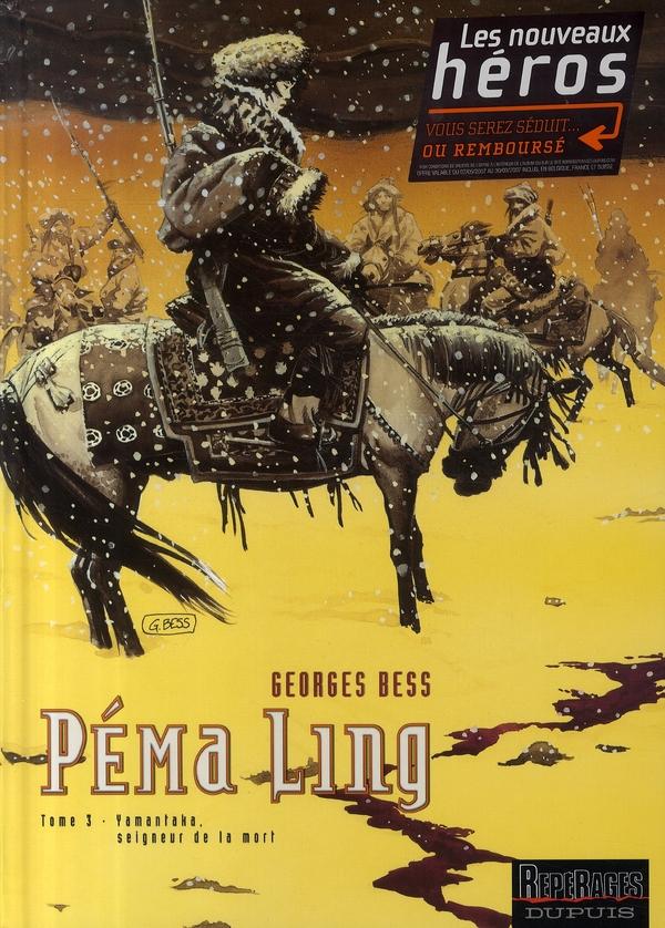 péma ling t.3 ; yamantaka, seigneur de la mort