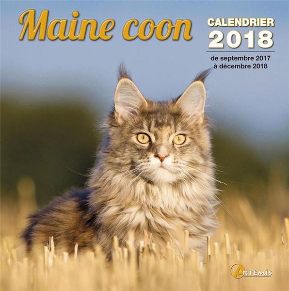 Maine coon (édition 2018)