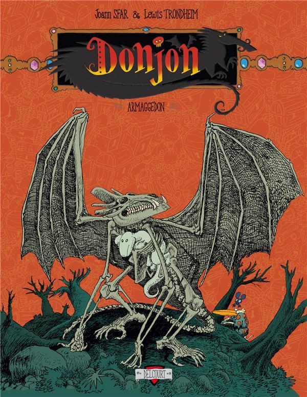 Donjon Crépuscule t.3 ; 103 ; Armaggedon