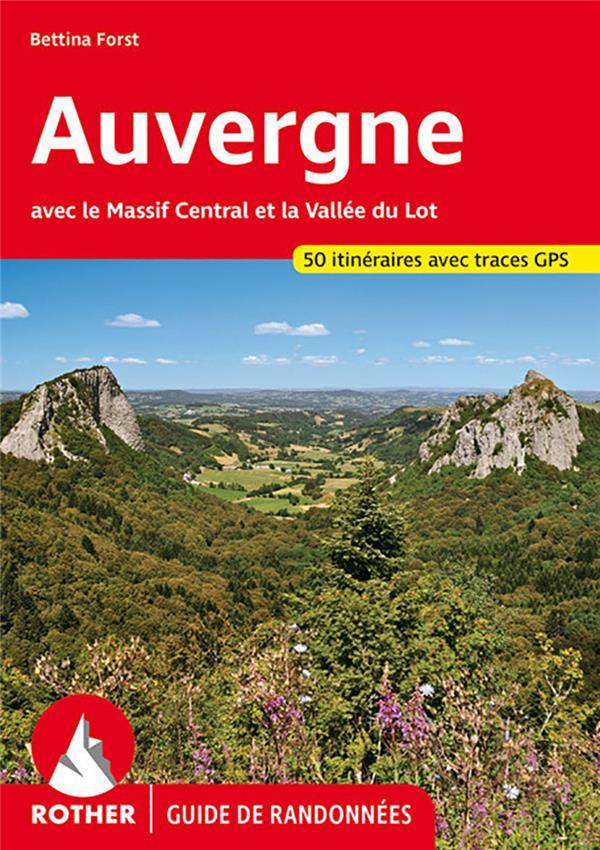 Auvergne, massif central
