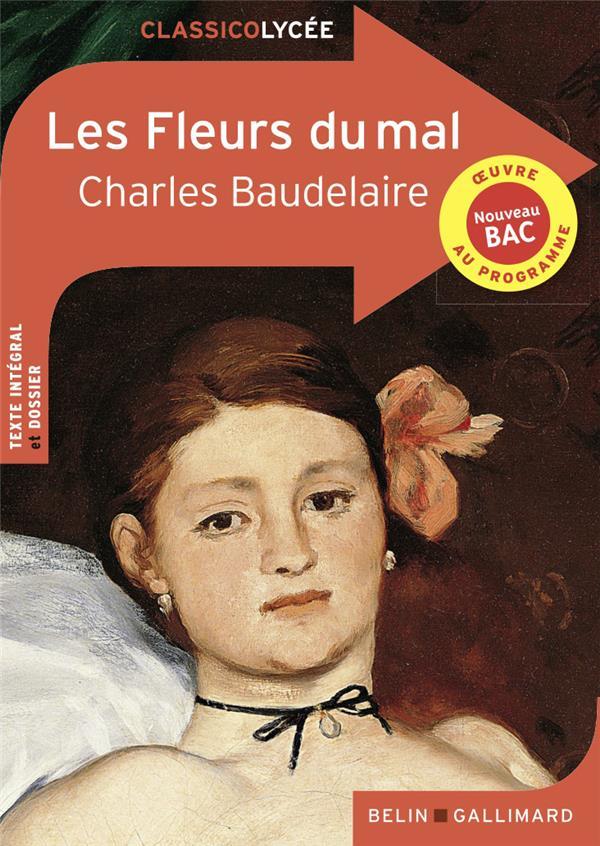 Les fleurs du mal, de Charles Baudelaire