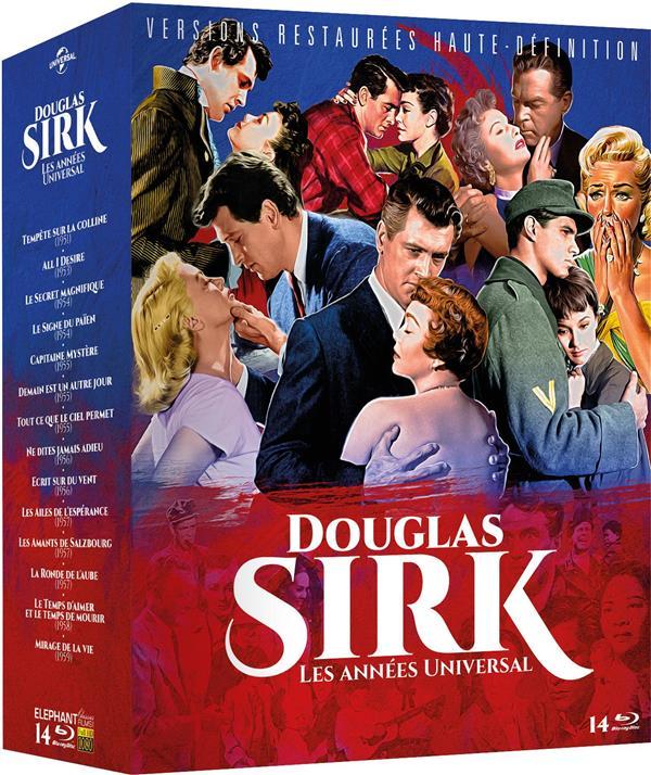 Douglas Sirk, les années Universal - 14 films